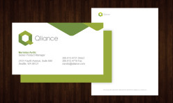 Business Cards & Letterhead